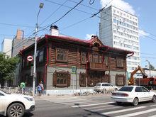 Доходный дом Юдина в центре Красноярска станет офисом