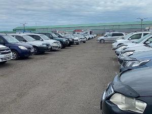 Покупатели не спешат возвращаться на авторынки Красноярска