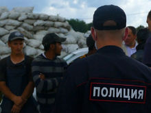 В Челябинске на полигоне в Полетаево обнаружили мигрантов-нелегалов