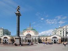 Красноярский железнодорожный вокзал признан одним из лучших в России