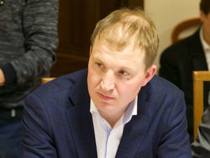 Сергея Титова лишили статуса депутата Заксобрания Красноярского края