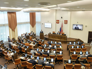 Депутаты Заксобрания создали комиссию по расследованию ЧП в Норильске