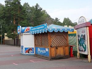В парках Челябинска снова могут работать ларьки и сезонные аттракционы