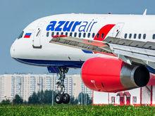 AZUR air начнет летать из Красноярска в Анапу в середине июля