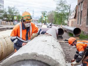В пяти районах Красноярска с 13 июля отключают горячую воду