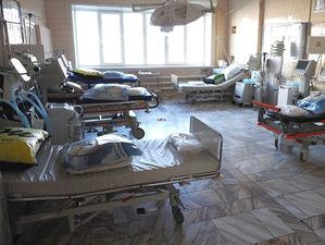 Часть коек для больных COVID-19 в красноярских больницах перепрофилируют обратно