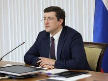 Глеб Никитин поручил правительству подготовить предложения по реализации нацпроектов
