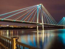 На подсветку Стрелки в Красноярске потратят 5 млн рублей