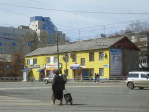 В центре Челябинска на месте ветхого барака появится сквер