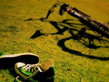 Жители Челябинска во время пандемии закупаются кроссовками и велосипедами