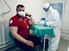 Губернатор Усс приказал тестировать вахтовиков на коронавирус