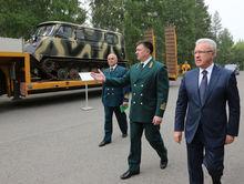 Новый лесопожарный центр в Красноярском крае станет федеральным