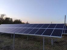 В Эвенкии построят солнечную электростанцию за 300 млн рублей