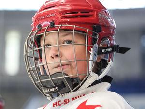 Новый хоккейный центр откроется в Новосибирске в сентябре