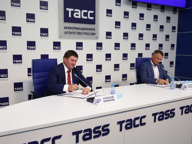Алексей Шмыков и Валерий Пиличев