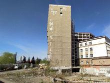 УГМК по решению суда останавливает демонтаж недостроя у облправительства