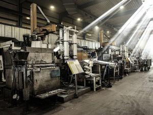 Промышленное производство в Красноярском крае продолжает снижаться