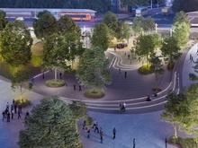Площадь Лядова сделают парком. Как она будет выглядеть к 800-летию?
