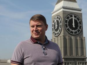 Инстаграмыч: Сергей Еремин вошел в топ самых активных в соцсетях мэров