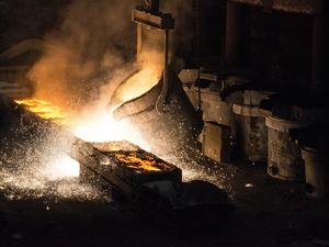 Металлургия в Новосибирской области показала рост