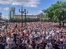 Рекордные протесты в Хабаровске, 6,1 тыс. случаев коронавируса. Главное за выходные