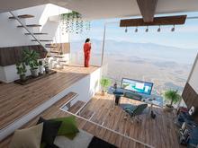 Почти половина красноярцев живет в трехкомнатных квартирах