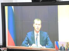Путин назначил хабаровским губернатором депутата, который предлагал запретить доллар