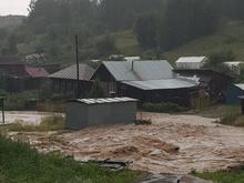 Жара сменилась наводнением. Средний Урал накрыли сильнейшие ливни
