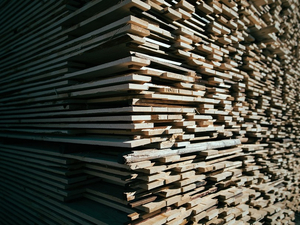 Основой экспорта древесины из Красноярского края стали пиломатериалы