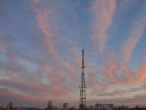 Новая телебашня не помешает строительству жилья на севере города, которое ведет УГМК