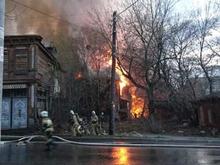 Полиция ищет поджигателей старинных домов в Нижнем Новгороде. Возбуждено уголовное дело