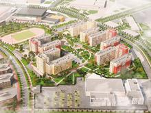 Первым объектом, построенным к Универсиаде, будет общежитие. Госэкпертиза утвердила проект