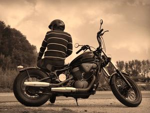 Новосибирск пересаживается на мотоциклы