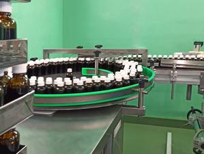 Новосибирская фармкомпания запустила непрерывное производство лекарственных настоек