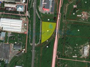Земельный участок под застройку у винаповского моста выставлен на продажу