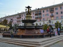 Еще один «сухой» фонтан может появиться в сквере на северо-западе Челябинска