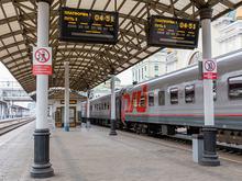 Поезд Красноярск-Москва возобновляет рейсы
