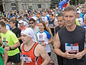 Областные власти отменили марафон «Европа — Азия»