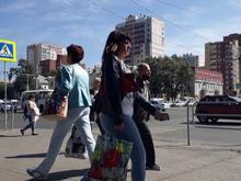 В центре Челябинска магазины конфликтуют с садоводами