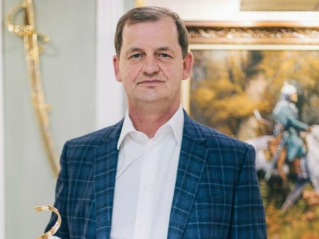 Андрей Симановский стал почетным гражданином Свердловской области