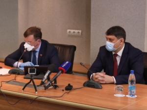 Главе Норильска дали отставку и назначили его преемника