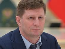 Сергей Фургал обогнал Медведева в рейтинге политиков, заслуживающих доверия