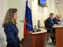 В Нижегородской области экс-глава избиркома назначена омбудсменом по правам человека