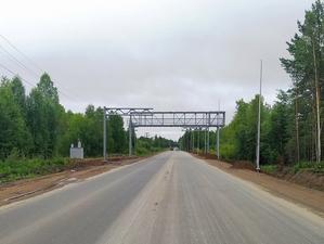 На автодороге Красноярск-Енисейск установят еще один пункт контроля грузовиков