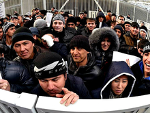 Красноярцы считают мигрантов конкурентами, но работать вместо них не хотят