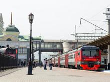 Красноярцы стали меньше ездить на поездах и электричках