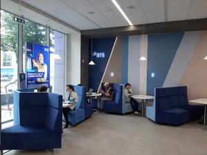 Банк ВТБ запускает новый формат офисов