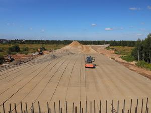 Движение по дороге Неклюдово-Золотово будет открыто раньше, чем планировалось