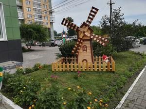 От красноярцев начали собирать заявки на благоустройство дворов в 2021 году