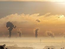 В Новосибирске ухудшилось качество воздуха